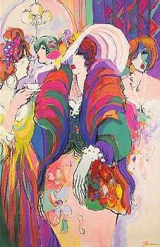 1026: Isaac Maimon Signed Limited Ed HUGE Value RARE
