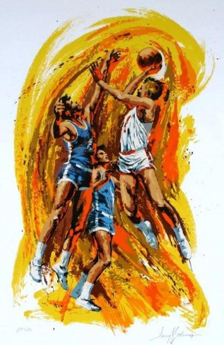 Basketball Signed Schaare LTD Ed Dealer Sale