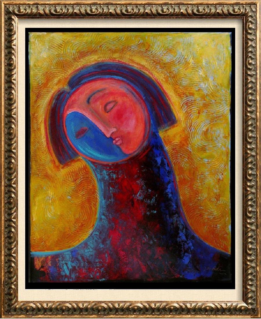 Beautiful Colorful Modern Contemporary Pop Art Canvas