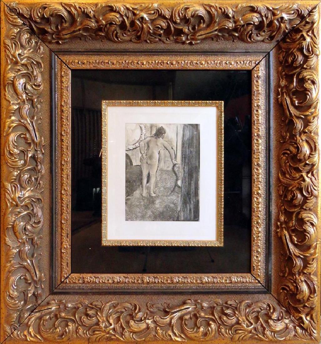 Edgar Degas Chambre Dans Une Maison Close Ref; Carteret