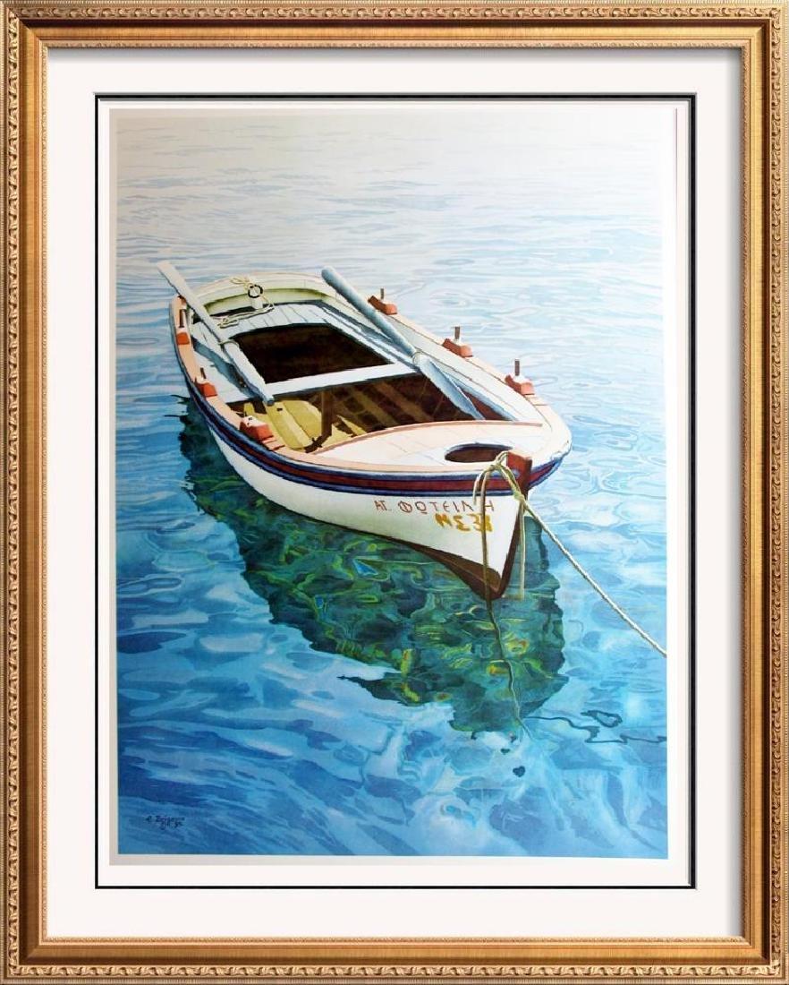 Peaceful Waters Evelyne Brigeois 1989