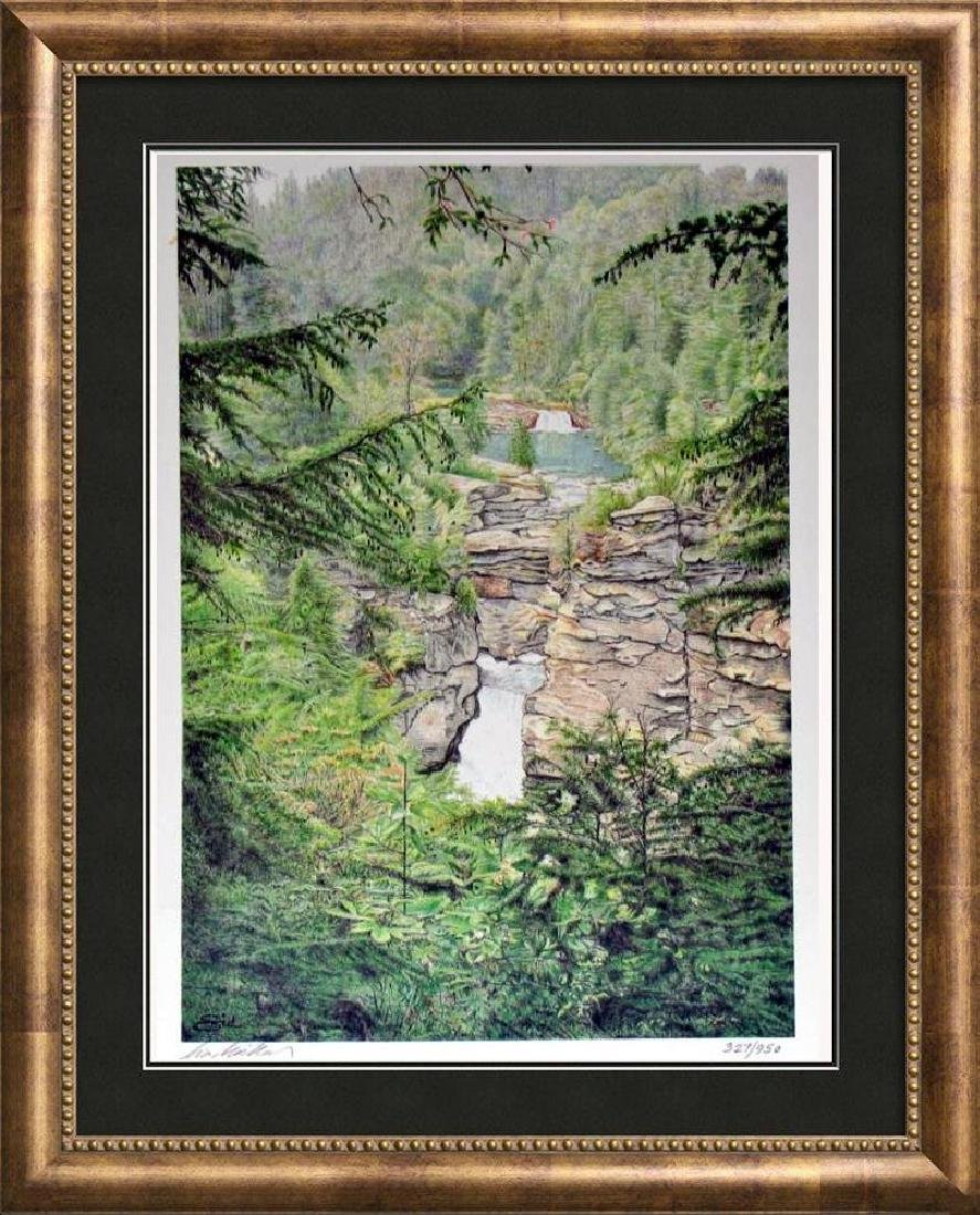 Hand Signed & Numbered 327/950 Landscape Print