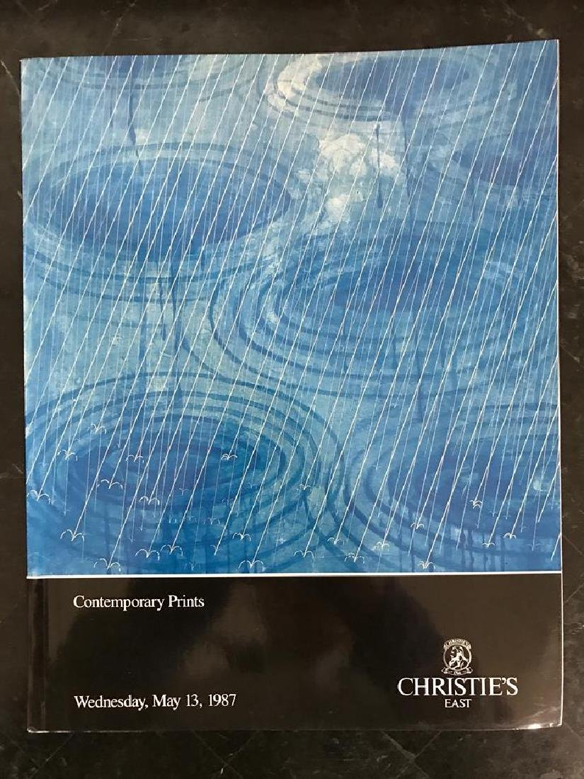 "Christie's ""Contemporary Prints"""