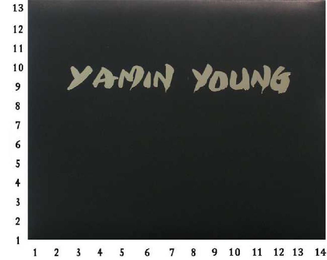 Dealer Liquidating Art Books Yamin Young 1989