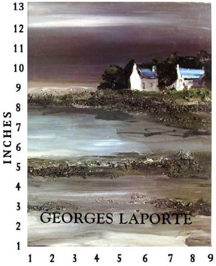 Art Book Liquidation Sale Georges Laporte 1986