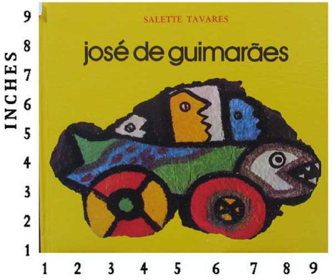 Dealer Liquidating Art Books Jose De Guimarares