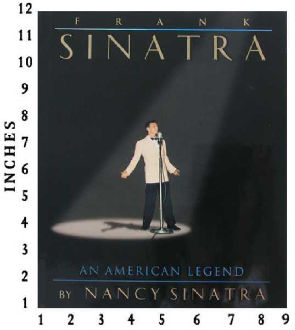 Museum Art Books Frank Sinatra American Legend 1995