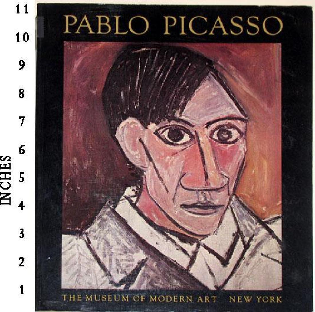 Art Book Liquidation Sale Pablo Picasso The Museum Of