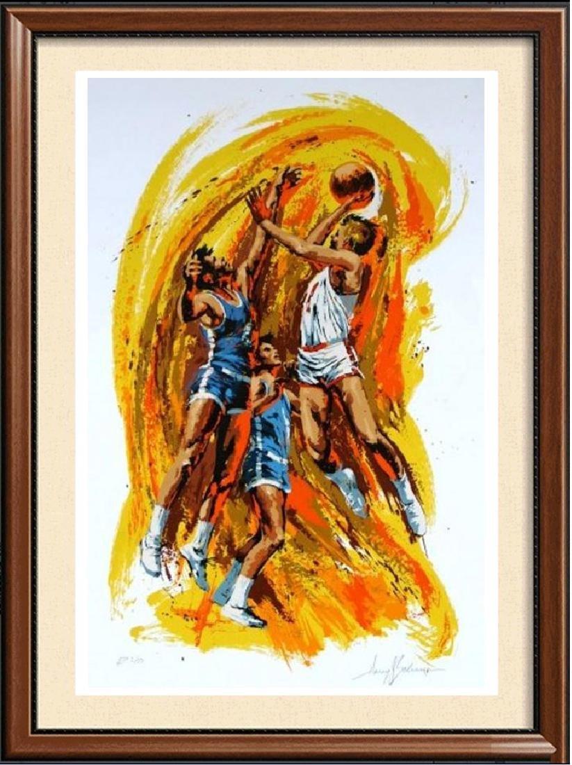 Basketball Signed Schaare LTD Ed Dealer Sale