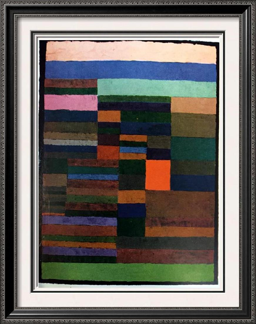 Paul Klee Individualized Measurement of Strate c.1930
