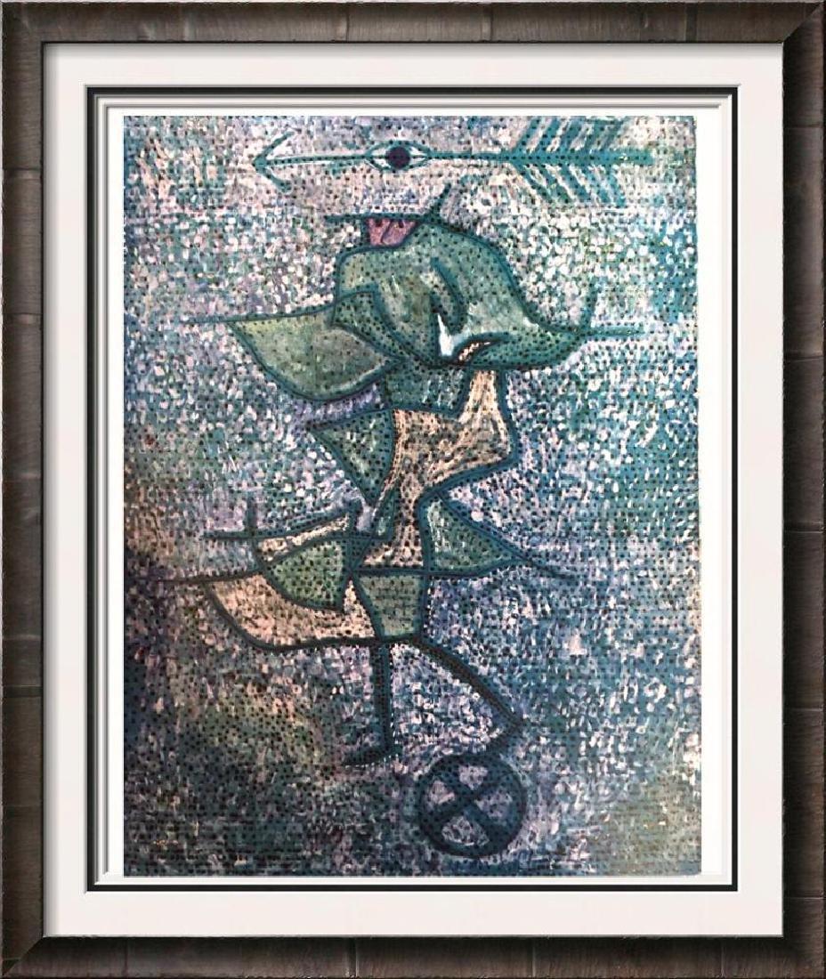 Paul Klee Diana c.1931 Fine Art Print