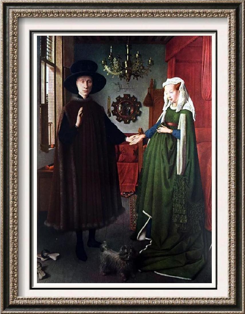 Masterpieces of Flemish Painting Jan Van Eyck: Giovanni