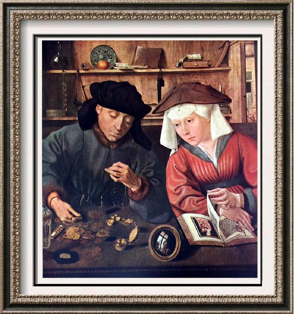 Masterpieces of Flemish Painting Quentin Massys: The