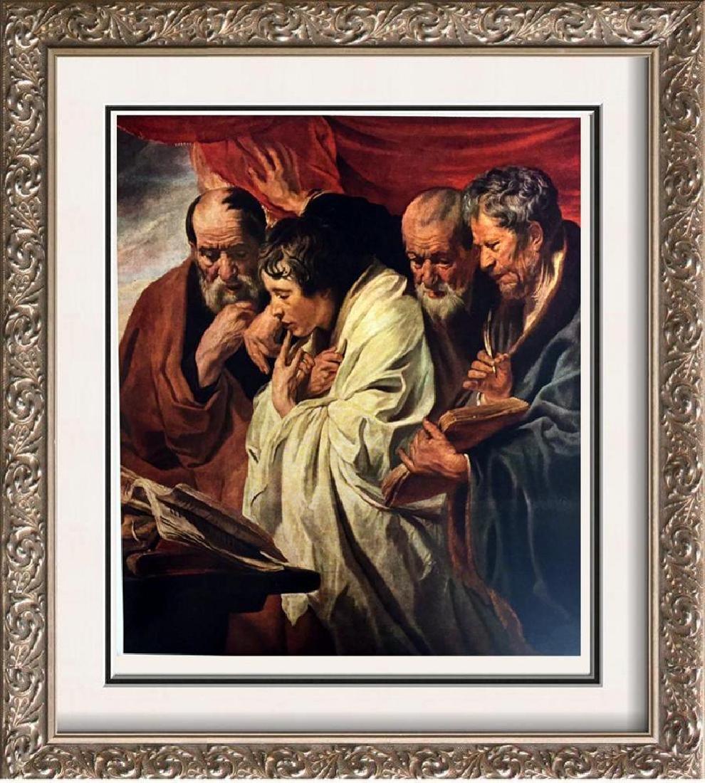 Masterpieces of Flemish Painting Jacob Jordaens: The