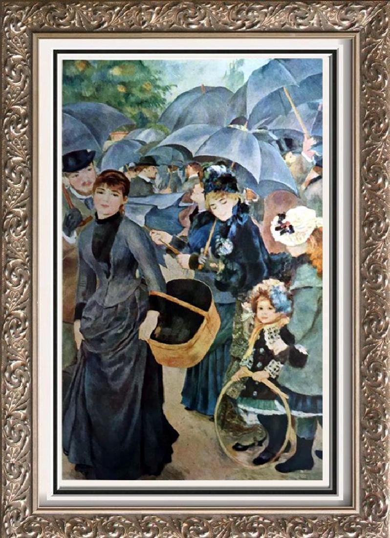 Renoir, Pierre Auguste Peintures Les Parapluies c.1879