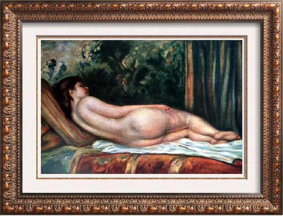 Renoir, Pierre Auguste Peintures Nu c.1890 Fine Art