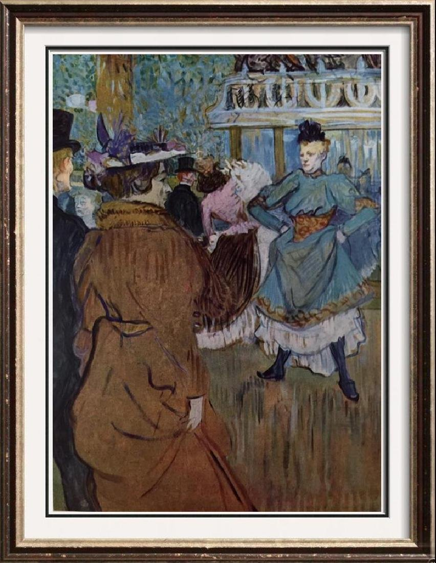 Toulouse-Lautrec At the Moulin Rouge: The Start of the