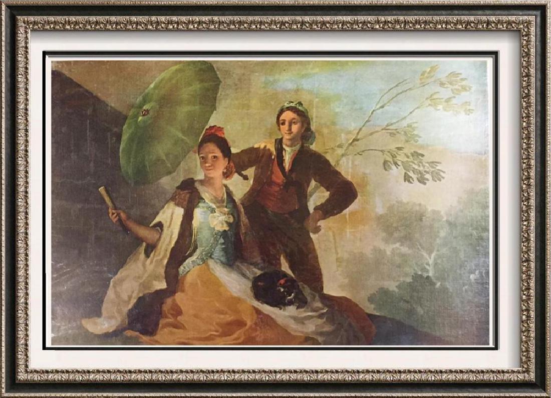 Francisco Jose de Goya y Lucientes The Parasol c.1777