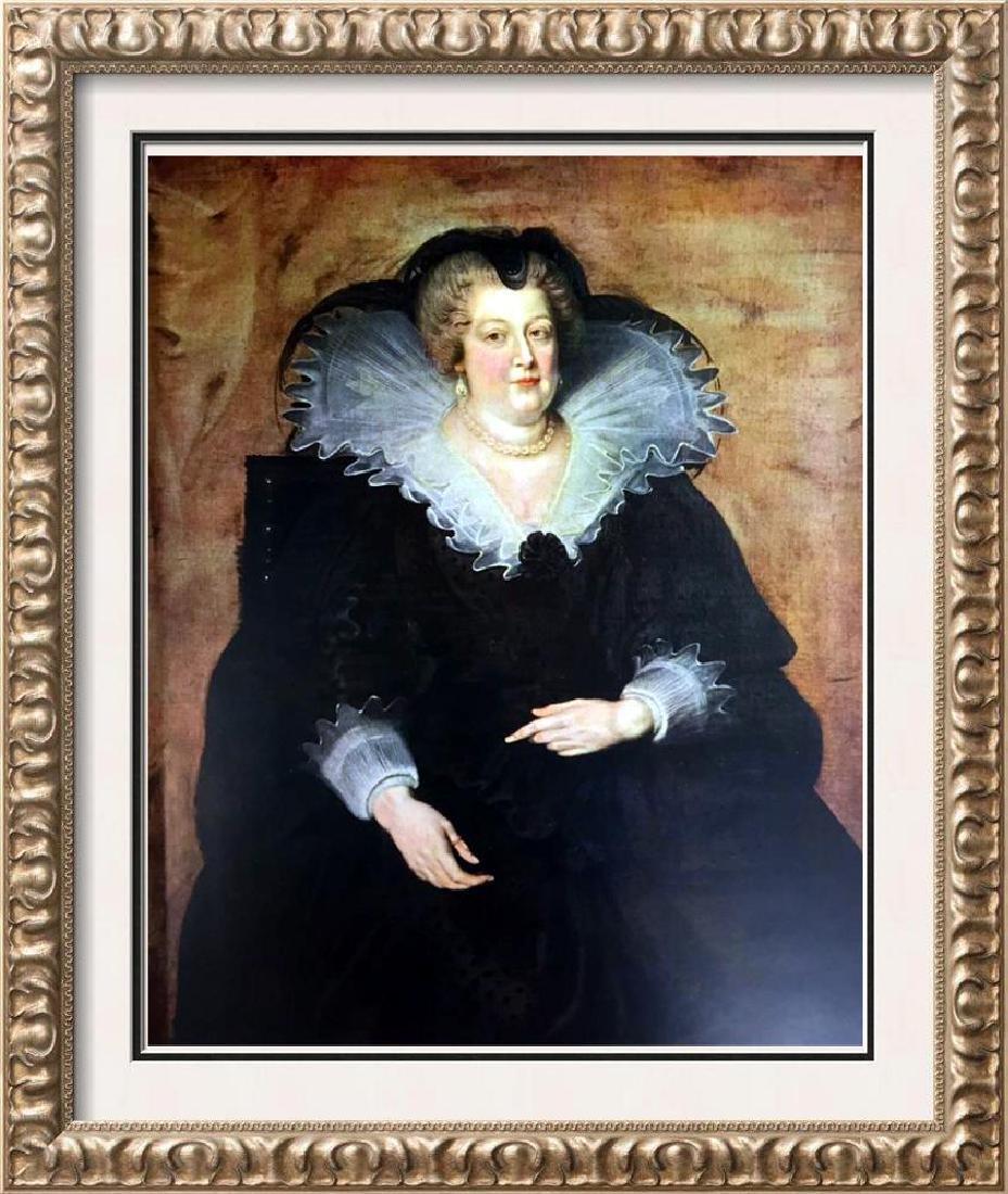 Peter Paul Rubens Marie de Medicis c.1622-25 Fine Art