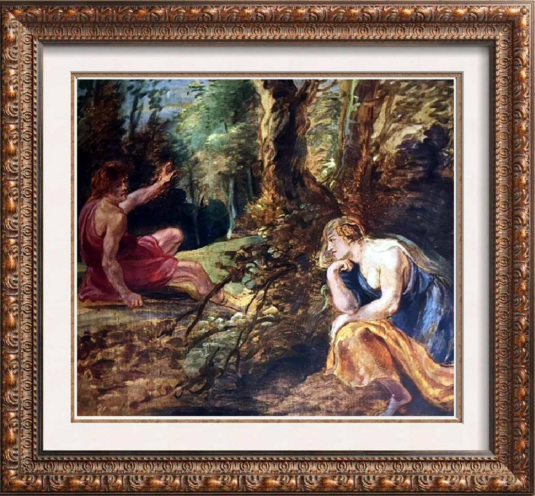 Peter Paul Rubens Cephalus and Procris c.1636 Fine Art