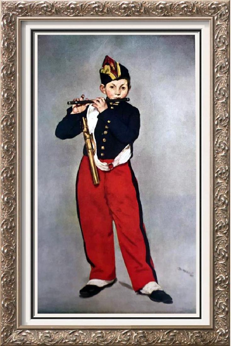 Edouard Manet The Fifer Boy c.1866 Fine Art Print