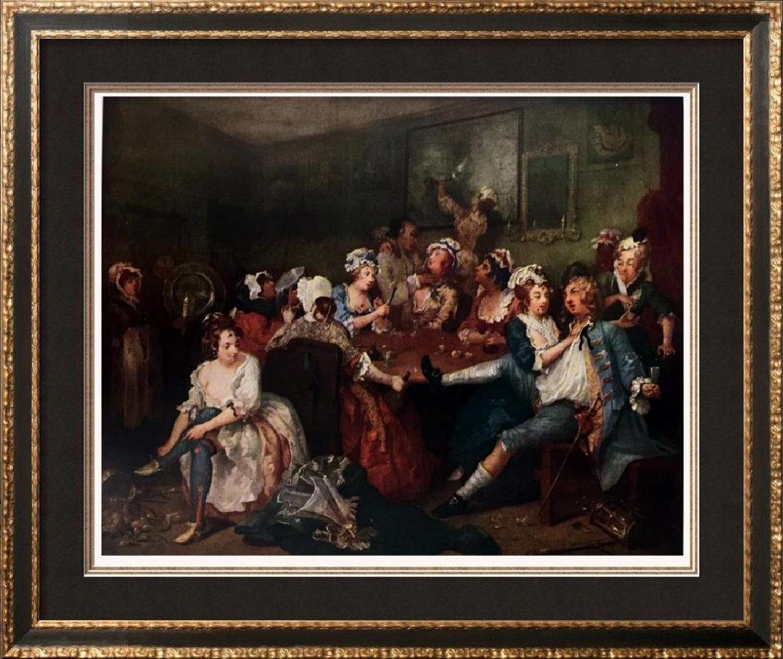 Masterpieces of British Painting by  William Hogarth: