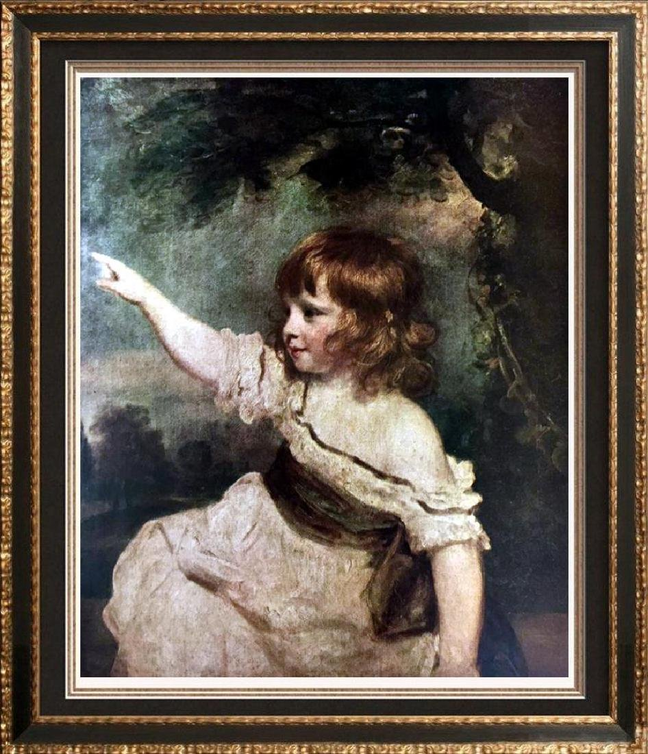 Masterpieces of British Painting by  Joshua Reynolds: