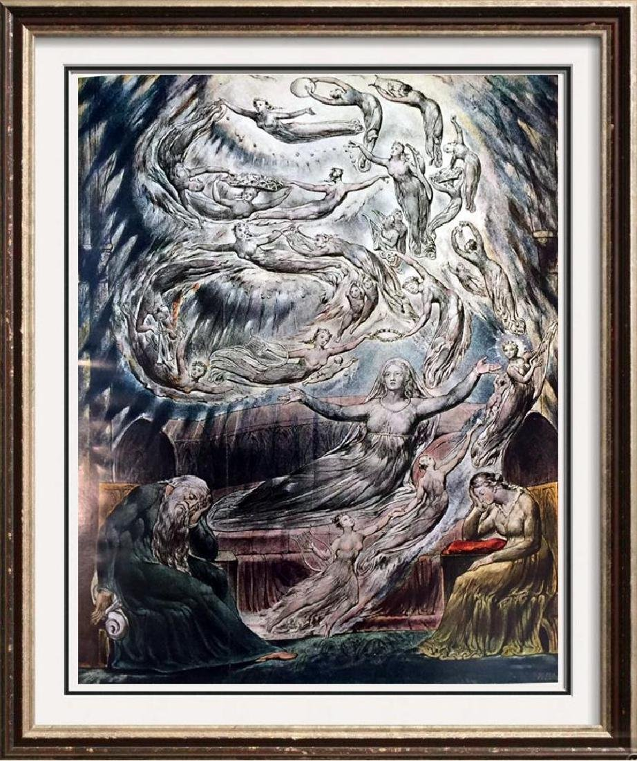 Masterpieces of British Painting by  William Blake: The