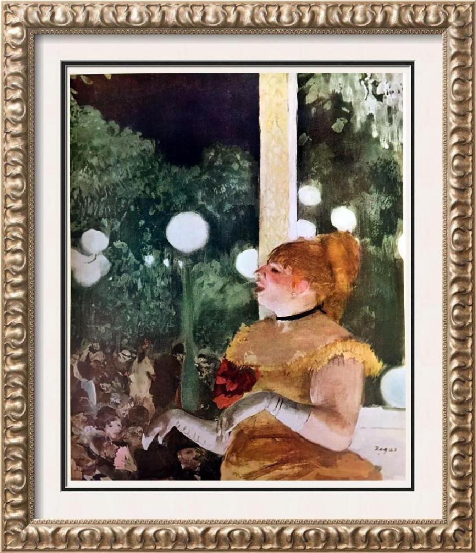 Edgar Degas Café-Concert: The Song of the Dog c.1875-77