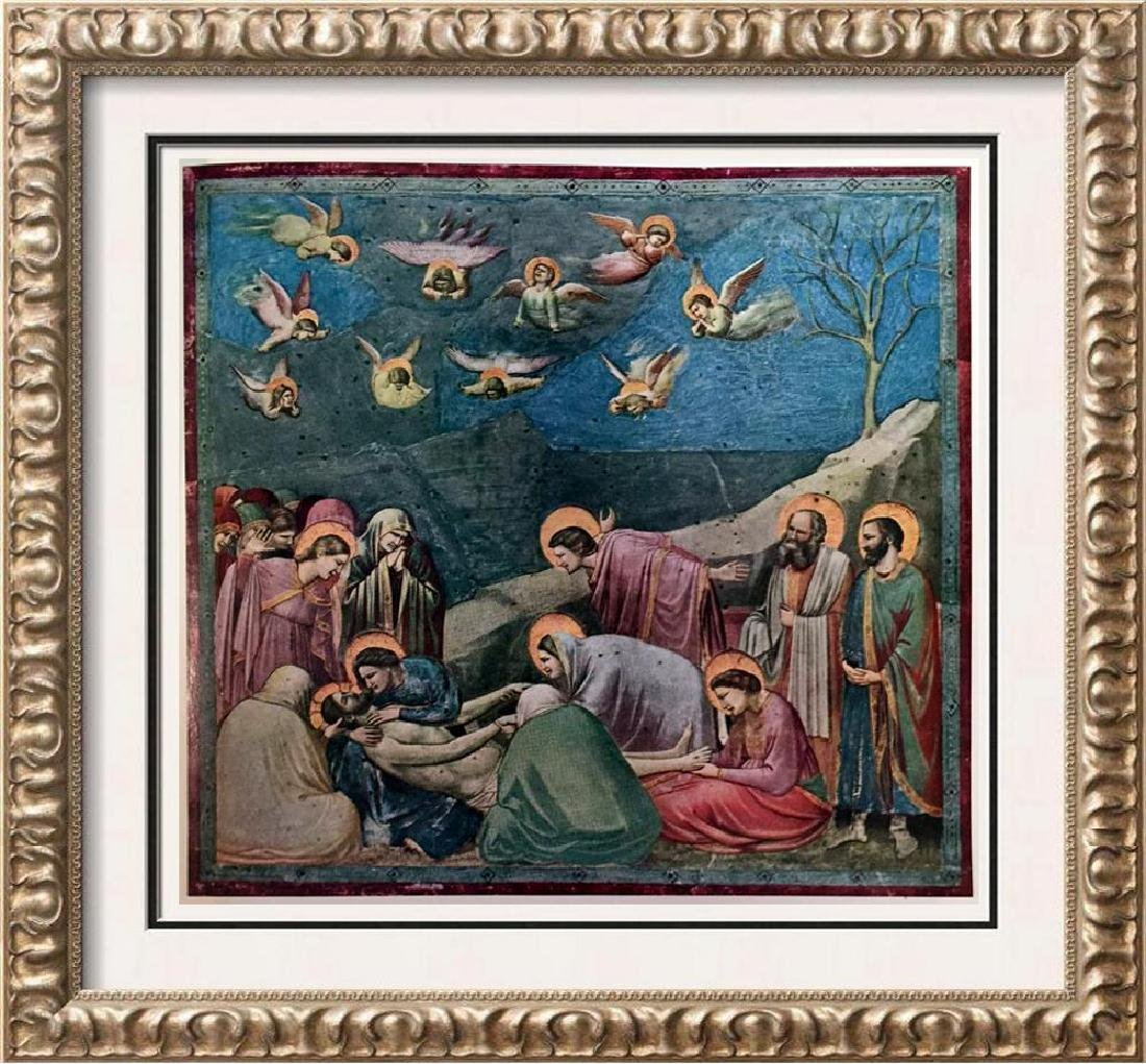 Masterpieces of Italian Paintings Giotto: The