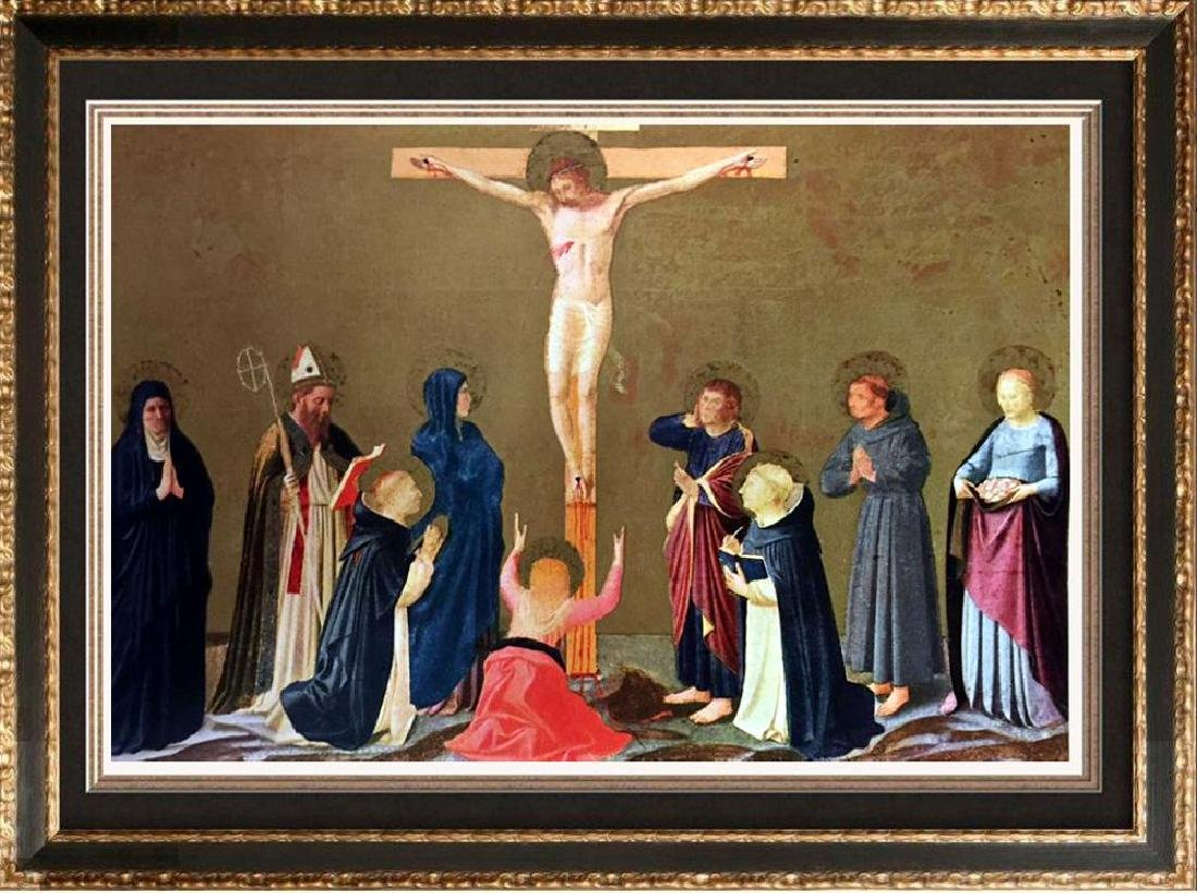 Masterpieces of Italian Paintings Fra Angelico: The