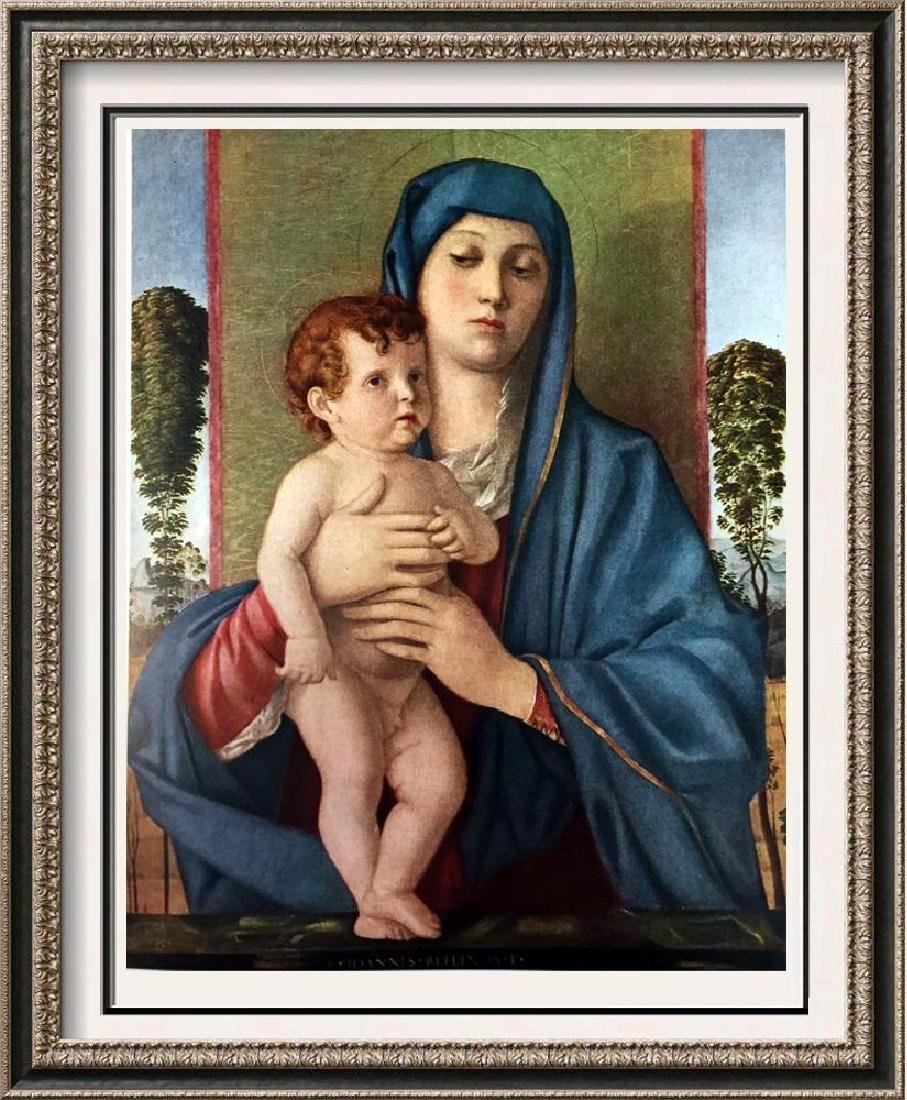 Masterpieces of Italian Paintings Giovanni Bellini: