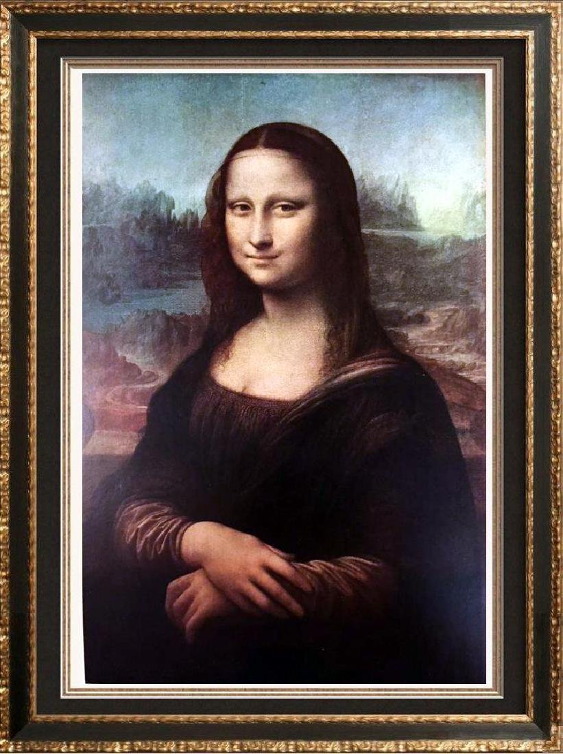 Masterpieces of Italian Paintings Leonardo da Vinci: