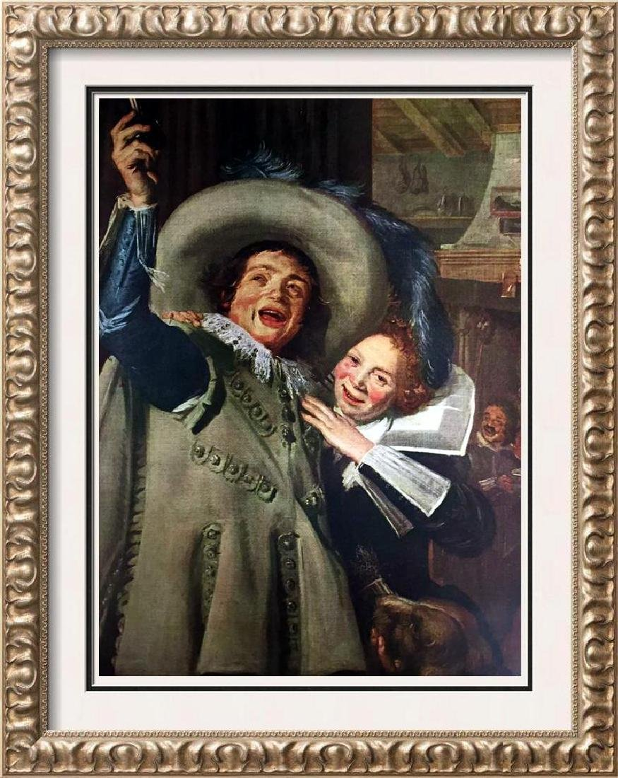 Masterpieces of Dutch Painting Frans Hals: Yonker Ramp