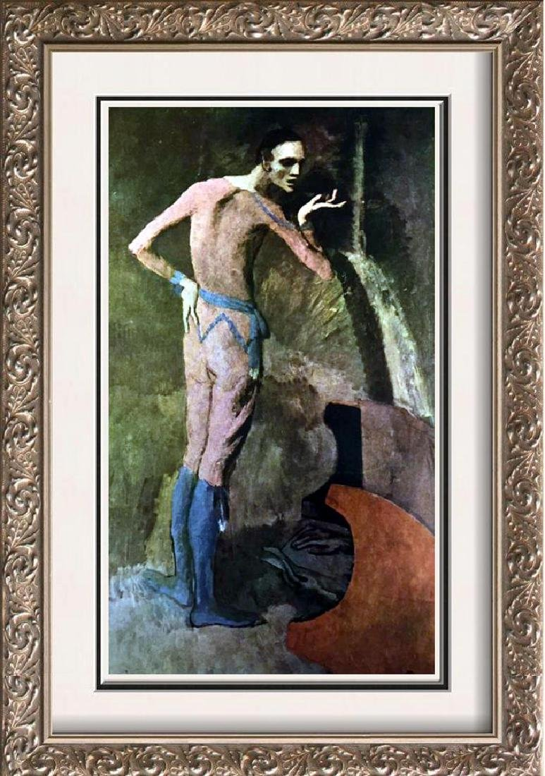 Pablo Picasso The Actor c.1904-05 Fine Art Print Signed