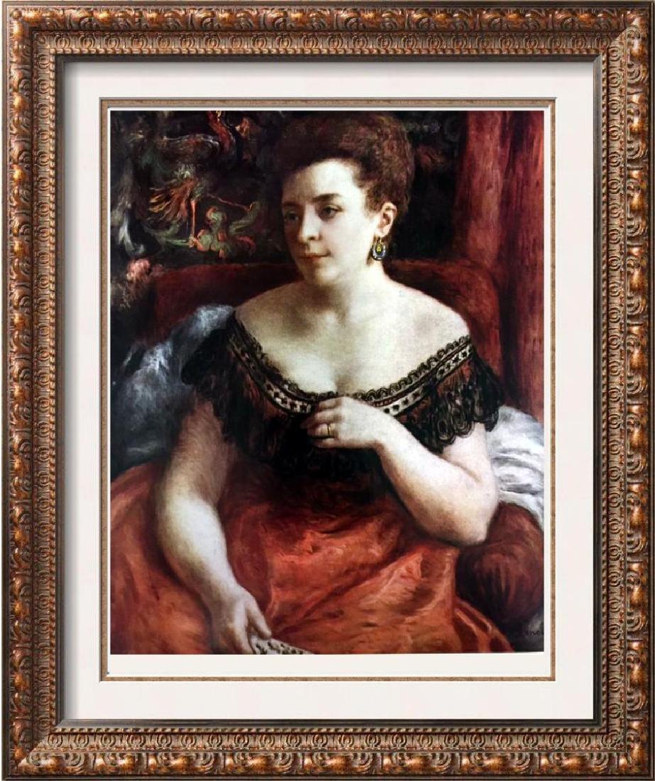 Pierre Auguste Renoir Portrait of Madame Portalis