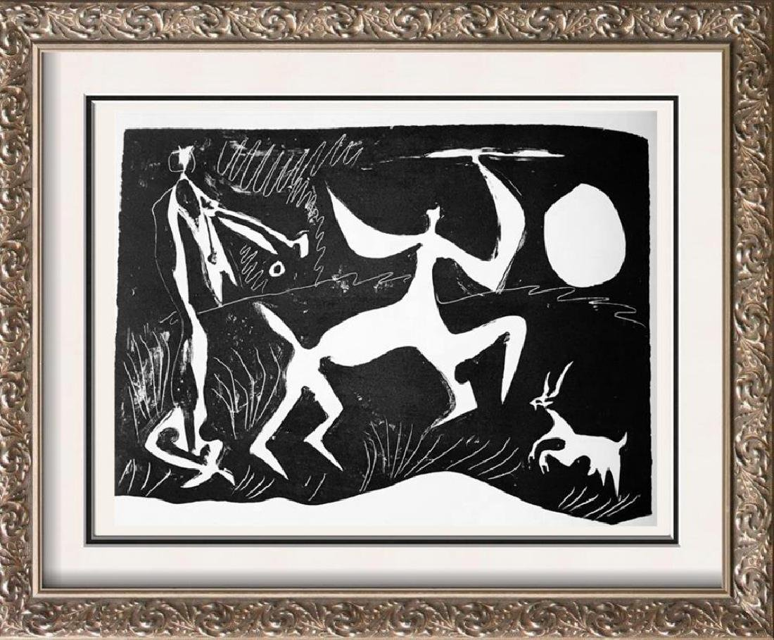 Pablo Picasso 'After'  Dance of the Centaur c. 1948