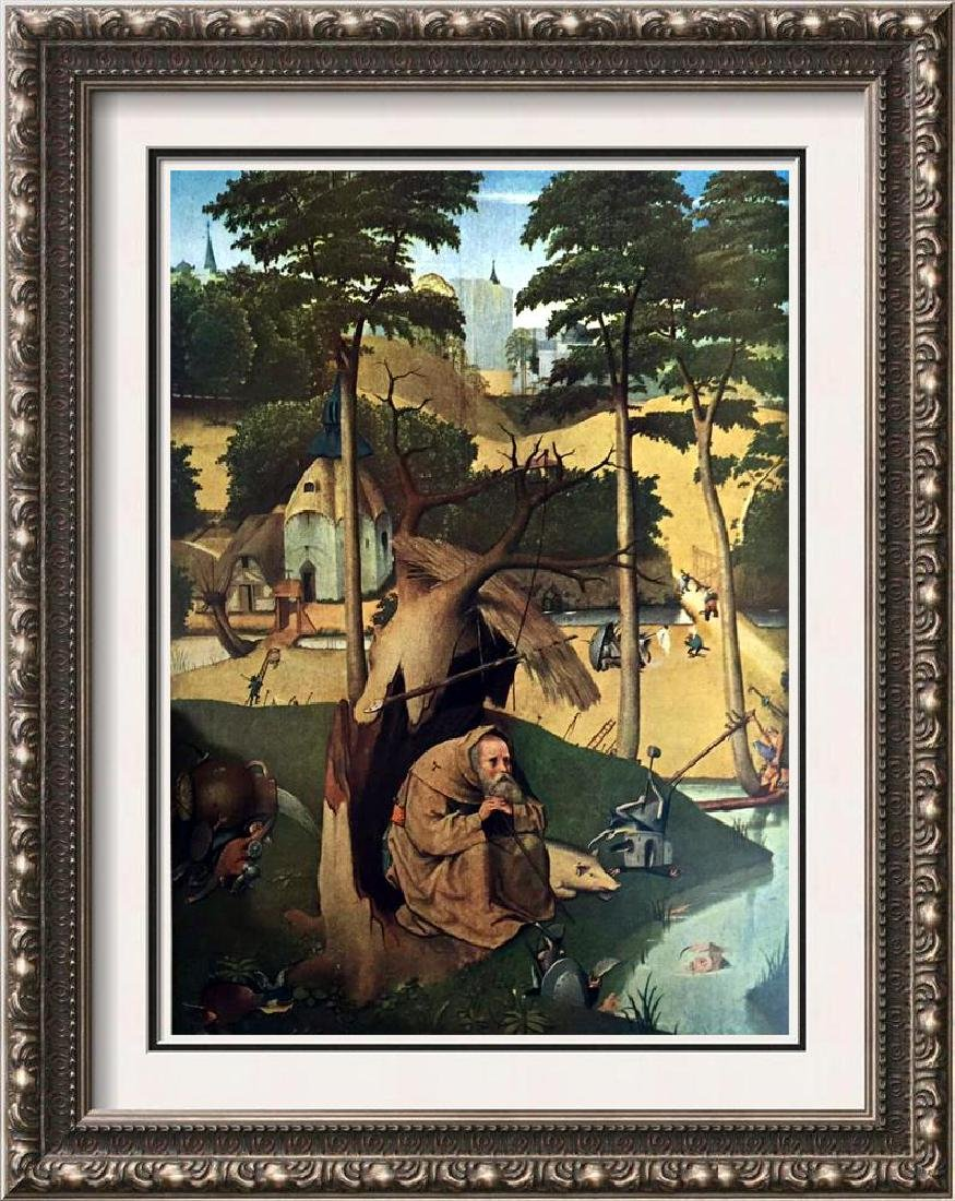 Hieronymus Bosch The Temptation of St. Anthony
