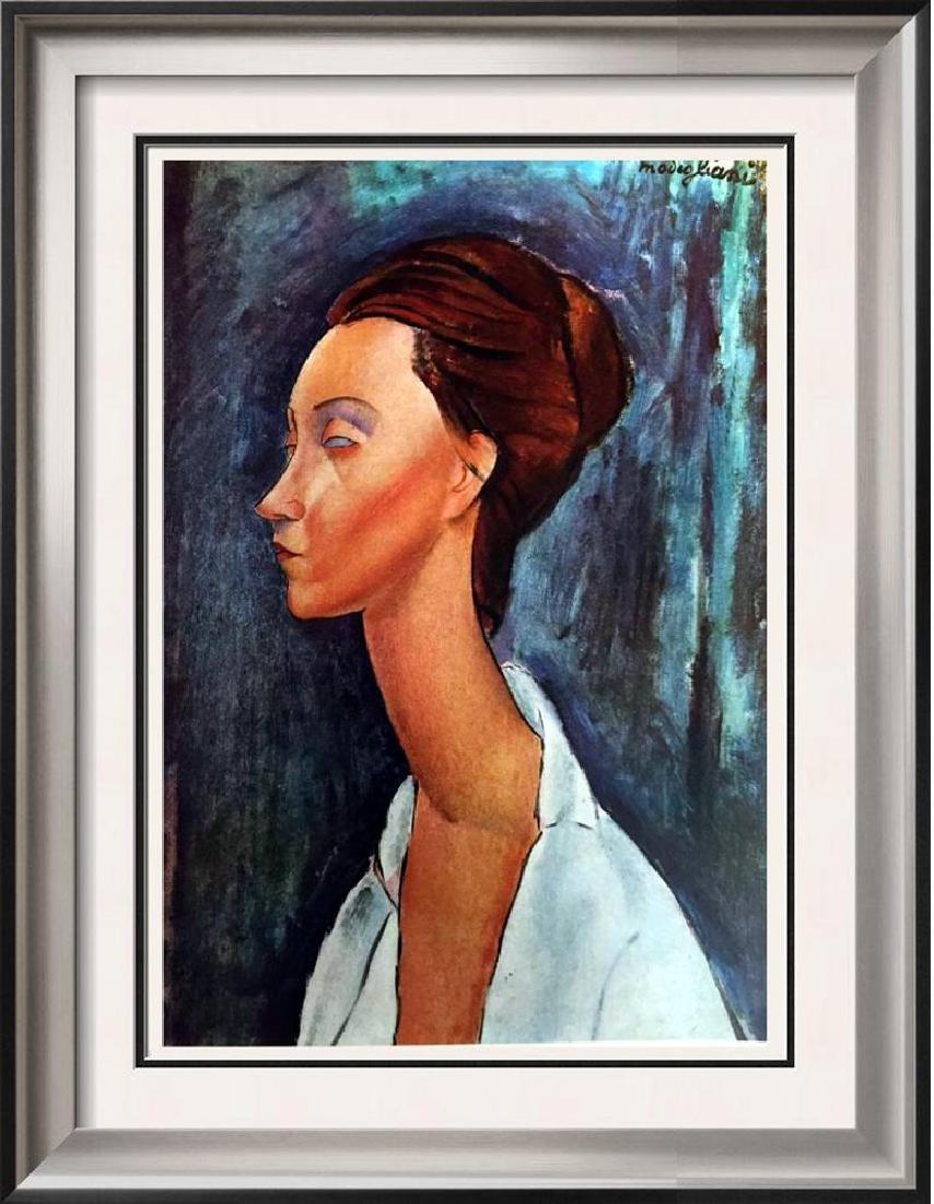 Amedeo Modigliani Lunia Czechowska c.1919 Fine Art