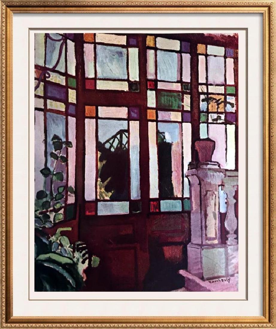 Raoul Dufy Windows with Colored Panes c.1906 Fine Art