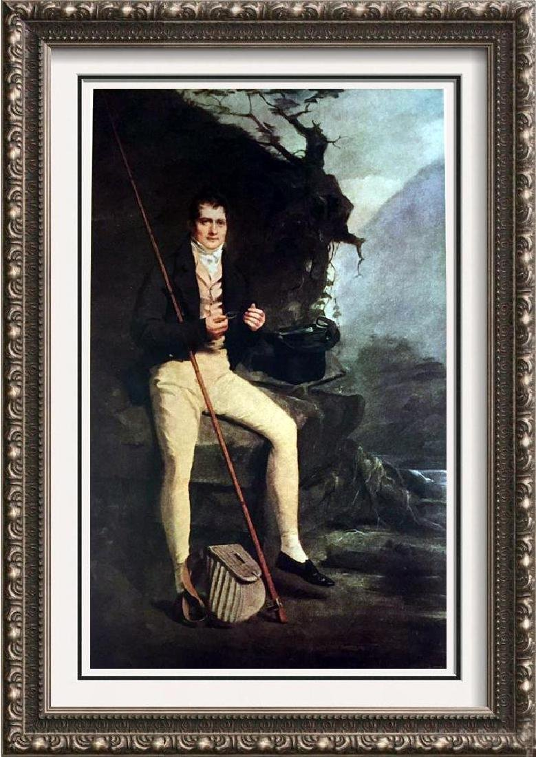 Masterpieces of British Painting by  Henry Raeburn: