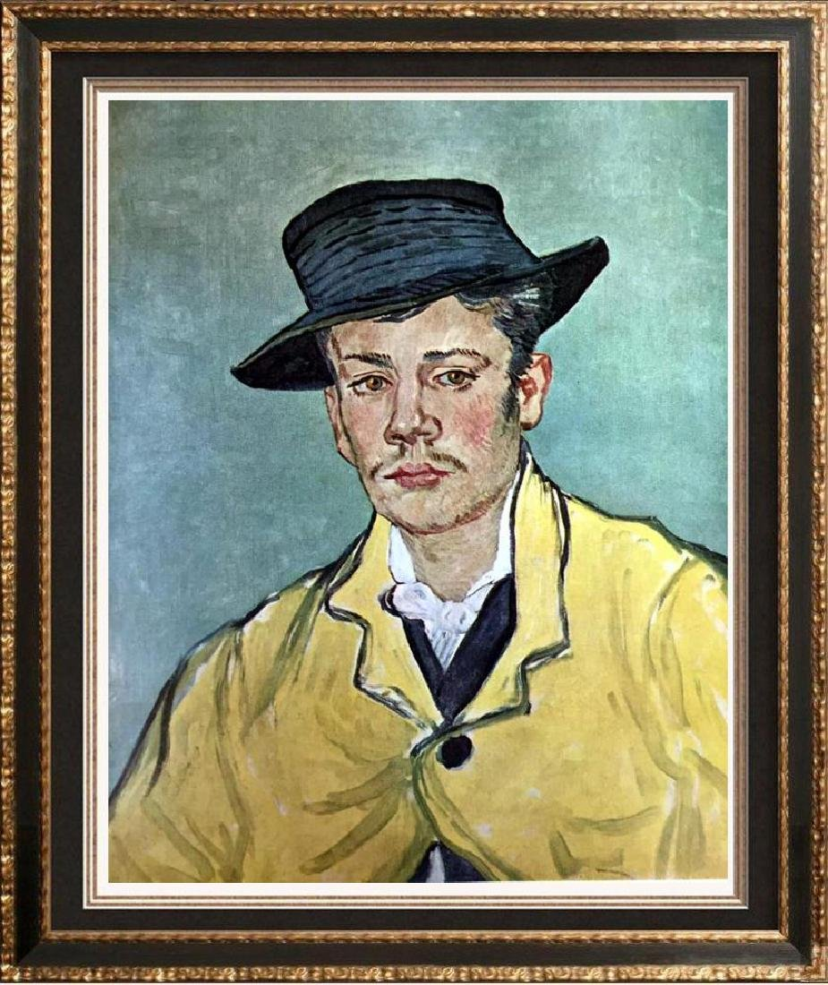 Vincent Van Gogh Portrait of Armand Roulin c.1888 Fine