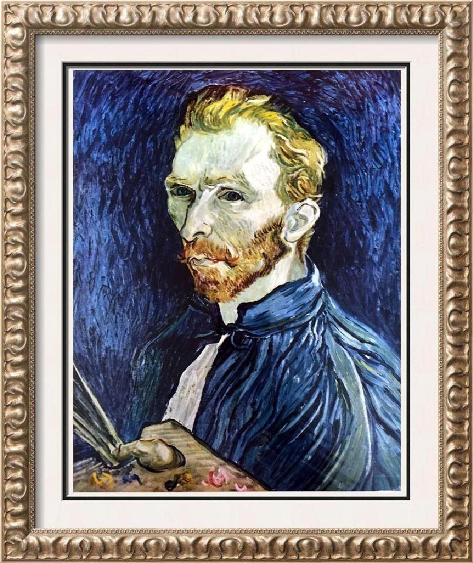 Vincent Van Gogh Portrait of the Artist c.1889 Fine Art
