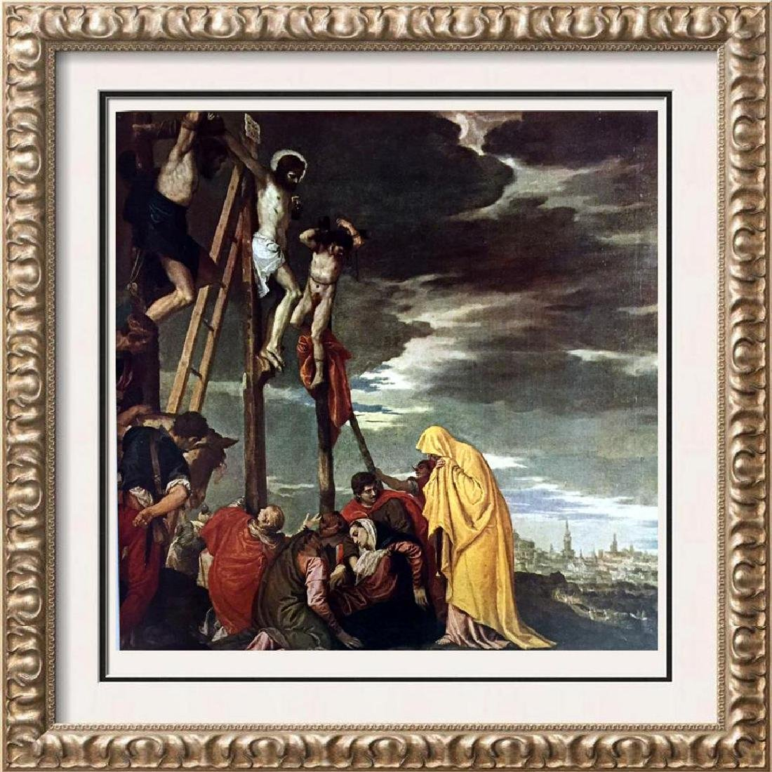 Masterpieces of Italian Paintings Veronese: Calvary