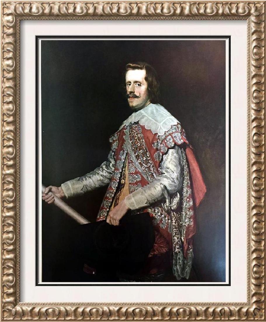 Diego Velazquez Philip IV: The Fraga Portrait c.1644