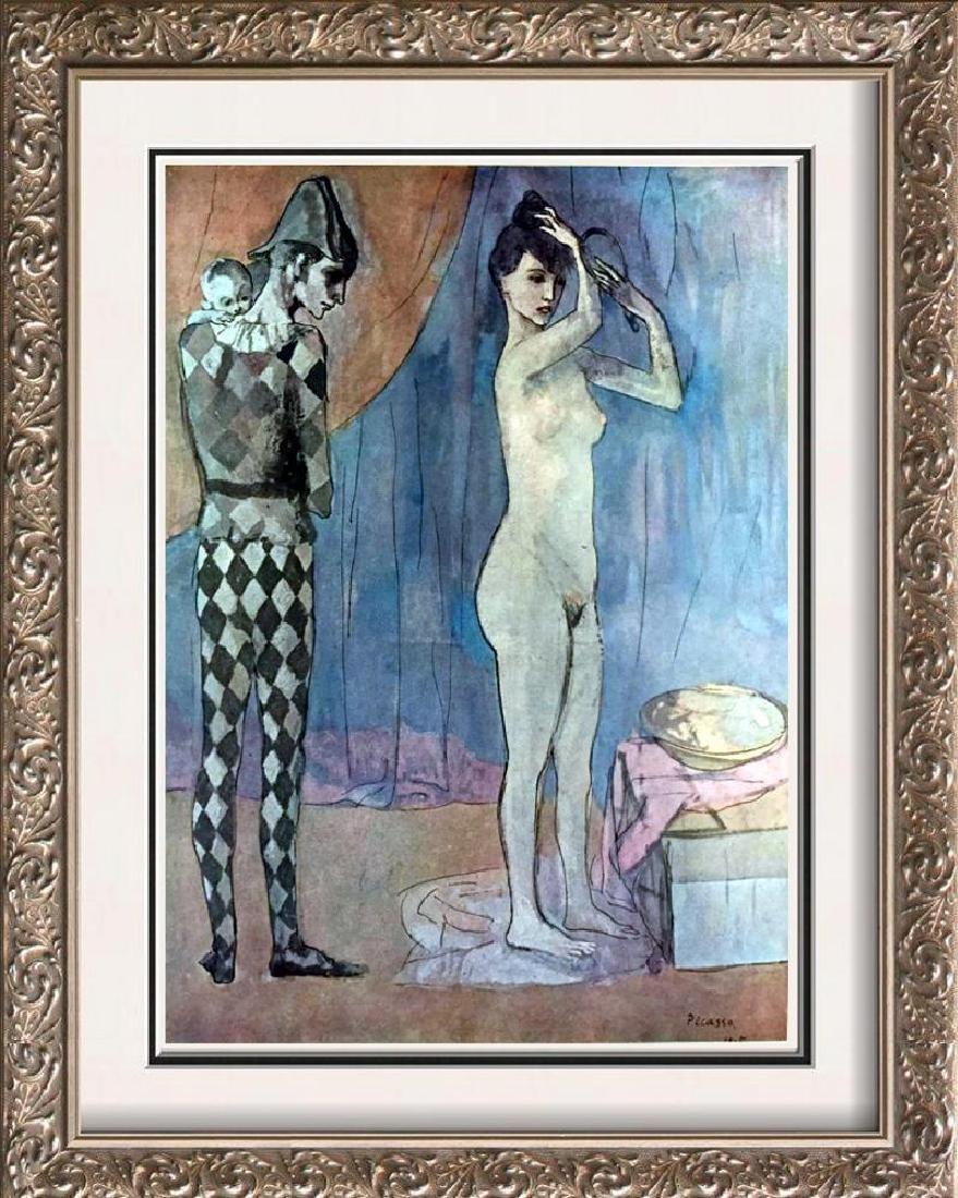 Pablo Picasso The Harlequin Family c.1905 Fine Art