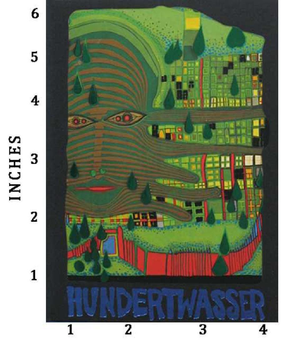 Art Book Liquidation Sale Friedensreich Hundertwasser