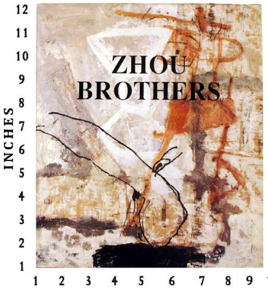 Dealer Liquidating Art Books Zhou Brothers 1993 East