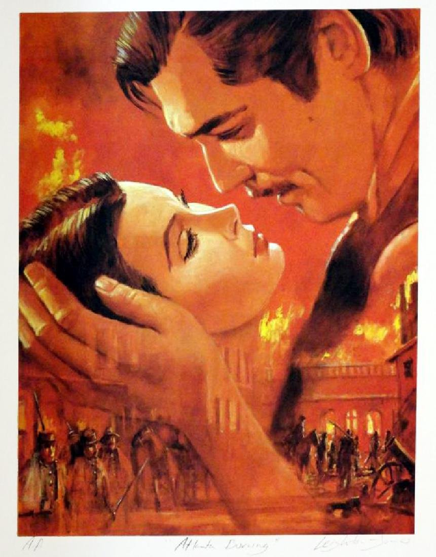 Gone With The Wind Limited Edition Classic Lithograph - 2