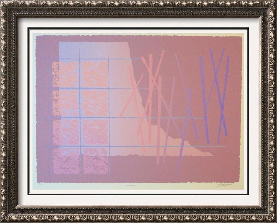 Abstract Limited Edition Signed Contemporary Art Sale